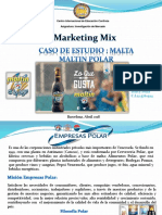 Marketing Mix POLAR
