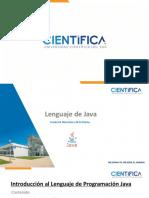 Introduccion Java
