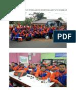 Dokumentasi Kegiatan Studi Banding Mgmp Pjok Kabupaten Sukabumi