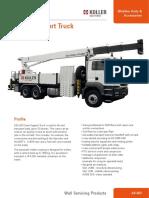A9 002 Crane Support Truck