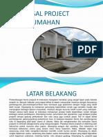 Proposal Project Perumahan