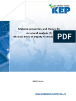 Material Properties and Theory for Structural Analysis (1) en(1504 R3)
