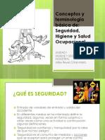 Conceptos y Terminología Básica De