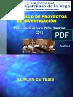 Esquema Del Plan de Tesis 2018-1 (PARTE 3)