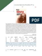 Comprensión de Lectura Ejercicios Resueltos Nº 13.docx