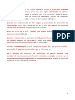 Documento de Identificação Pessoal