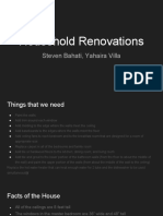 house renovations pp