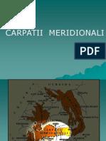 Carpatii meridionali nou.ppt