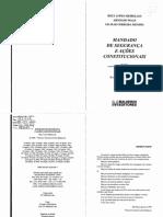 HELY LOPES, GILMAR MENDES - Mandado de Segurança - Ações Constitucionais-(2010)