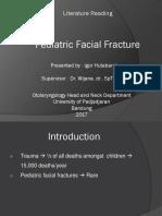 Pediatric Facial Fracture FINAL