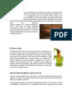 3 Mitos de Guatemala