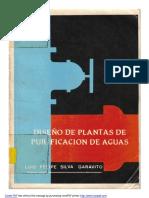 Diseno de Plantas de Purificacion de Aguas - Luis Felipe Silva Garavito