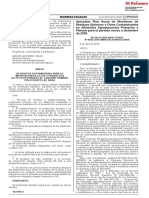 RESOLUCIÓN DIRECTORAL Nº 0026-2018-MINAGRI-SENASA-DIAIA