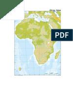 África. Físico. Mudo