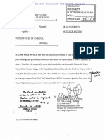 Trump Organization Intervenes Into Michael Cohen Search Warrants Case