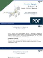 Clase día 6 - IEI- III PARCIAL- Circuitos Ramales Sección 210.pdf