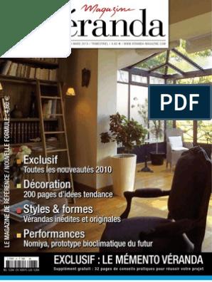 Design Véranda Véranda n°21FenêtreArchitectural Magazine Magazine Pn0wk8O