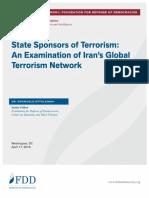 Iran Global Terror Testimony