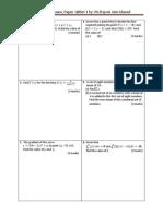 Module AddHance Paper1@Set1