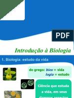 01 - Introdução à Biologia