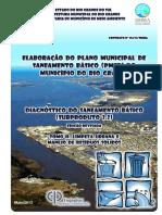 (2.2) Diagnostico Saneamento Basico-Tomo II-Limpeza Urbana e Manejo de Residuos