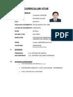 Cv Richard Julian Concha Condori (1)
