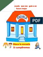 Por Una Escuela Que Nos Guie a Un Futuro Mejor