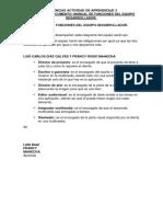 Manual de Funciones Del Equipo Desarrollador1