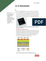 Ultrasparc t2 Processor
