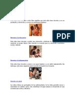 Derechos & Deberes de Los Niños - Imagen - 2018