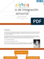 Modelo de integración sensorial IP CHILE