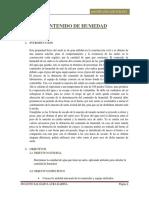 Contenido de Humedad-P2