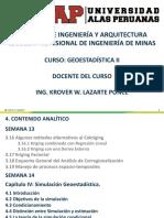 GEOESTADÍSTICA II Semana 14.pdf