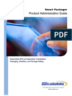 Smart Packager Product Administration Guide