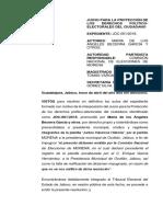 Sentencia caso Morena Ocotlán