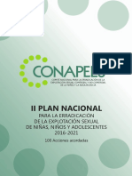 PlanCONAPEES 100 Acciones Acordadas 2016 2021