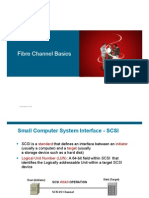 Fibre Channel Basics