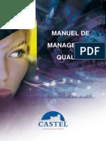 Manuel Management Qualite Castel