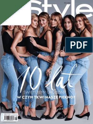 4f4017b0 InStyle Poland - Maj 2018 | Fashion | Clothing