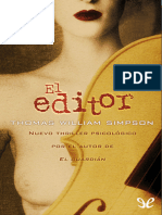 El Editor - Thomas William Simpson