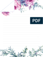 (Colorful Seriers)Fresh Design Stationery 05