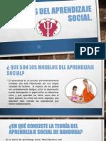 Modelos Del Aprendizaje Social