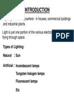 Lighting Engineering