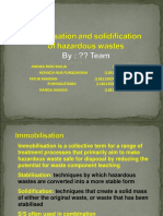 PPT LB3 Stabilisasion and Solidification
