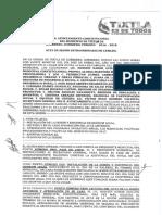 Acta Aprobacion de Manuales