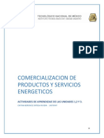 Comercializacion de Prod. y Serv.