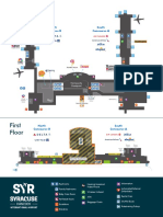 SYR Airport Map-construction-both Floors FINAL
