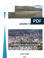 Plan de Descontaminacion de Suelos Laguna Yanamate Final