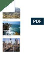 tipos de paisajes y climas