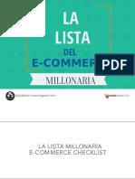 Million Dollar ECom Update ESPAÑOL